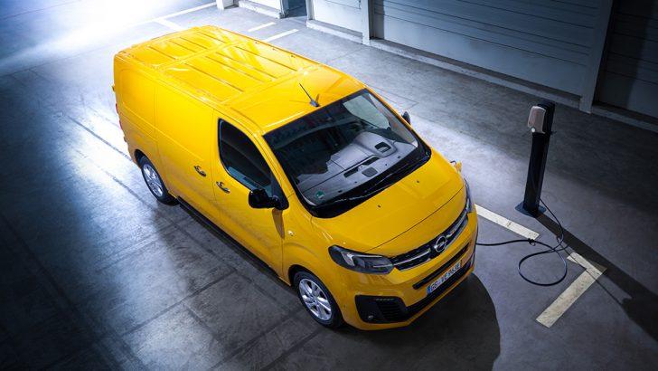 Yeni Opel Vivaro-e 2021 Yılın Uluslararası Vanı seçildi ...