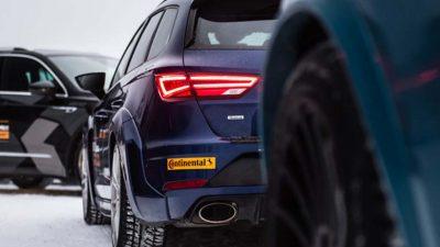 Continental kış aylarında da yola çıkana arka çıkmaya devam ediyor