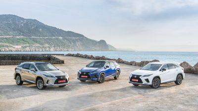 """Lexus RX """"En İyi Premium Hibrit"""" seçildi"""