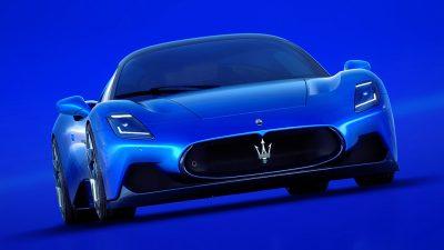 Yılın performanslı otomobili Maserati MC20