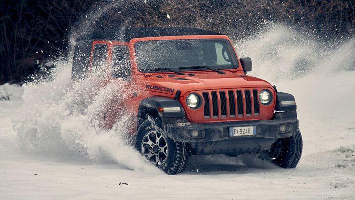 Jeep Wrangler ve Jeep Renegade 4xe'ye Ödül