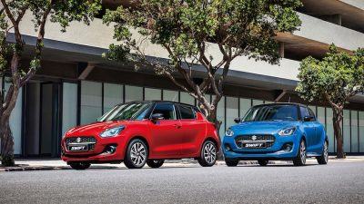 Suzuki Swift Hibrit 2020 yılında sınıfının en çok satan otomobili oldu!