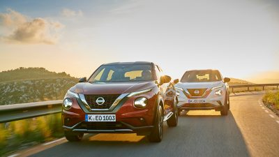 Yeni Nissan Juke Türkiye'de satışa çıktı!