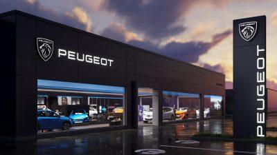 Peugeot yeni logosunu yayınladı