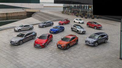 Lexus yeni marka vizyonunu bir konsept araçla sergileyecek