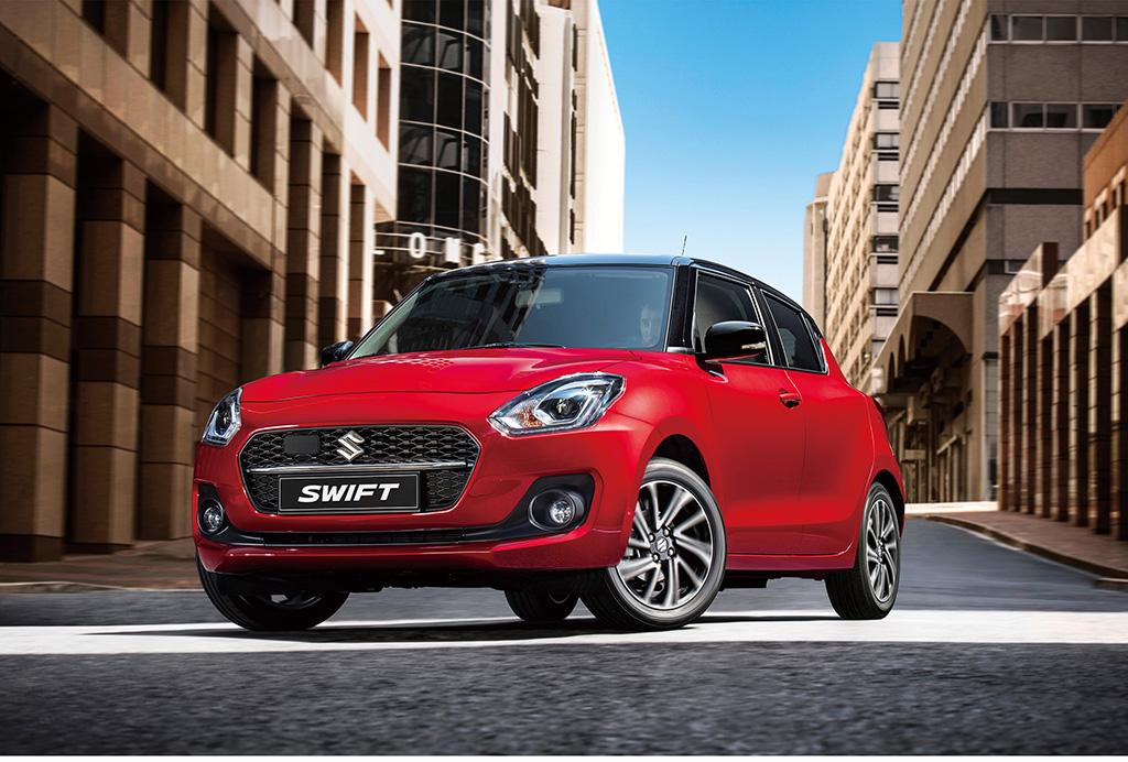 Bu görsel boş bir alt niteliğe sahip; dosya adı Suzuki-Swift.jpg
