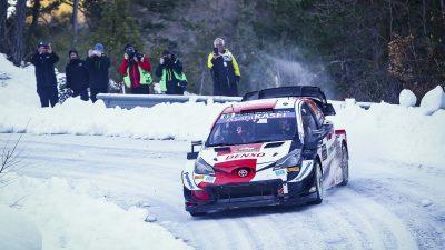 Toyota Gazoo Racing başarıya odaklandı