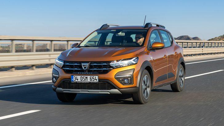 Yeni Dacia Sandero ve Sandero Stepway Türkiye'de kaç paradan satılacak?