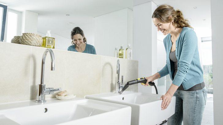 Kärcher basınçlı yıkama ve buharlı temizlik makineleri ile yüzde 80 su tasarrufu sağlıyor!