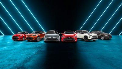 Toyota'nın hibrit otomobillerine büyük ilgi