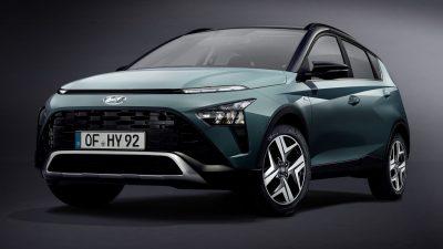 Yeni Hyundai Bayon tanıtıldı