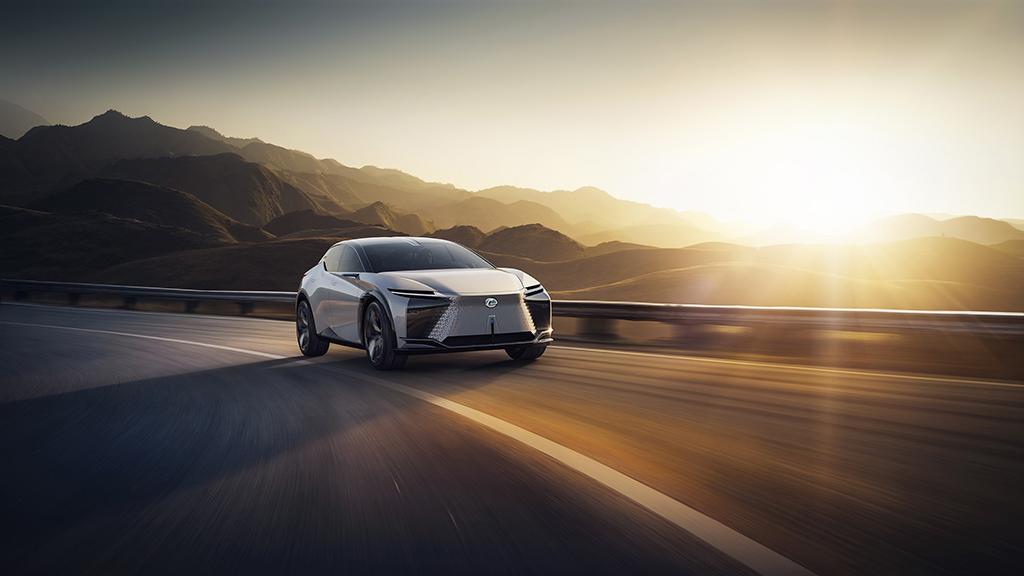 Bu görsel boş bir alt niteliğe sahip; dosya adı Lexus-LF-Z-Electrified-1.jpg