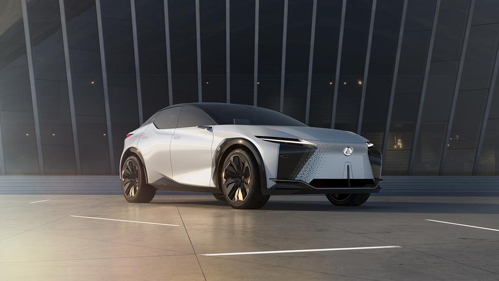Bu görsel boş bir alt niteliğe sahip; dosya adı Lexus-LF-Z-Electrified-3.jpg