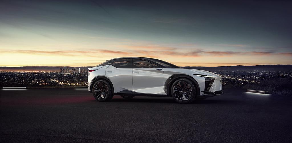 Bu görsel boş bir alt niteliğe sahip; dosya adı Lexus-LF-Z-Electrified-4.jpg
