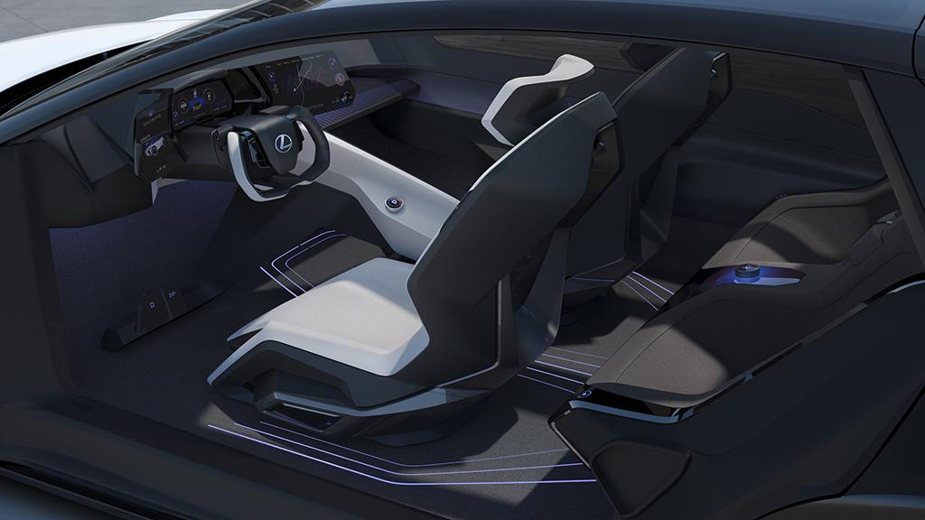 Bu görsel boş bir alt niteliğe sahip; dosya adı Lexus-LF-Z-Electrified-5.jpg