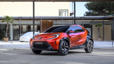 "Toyota A segmenti için vizyonunu gösterdi; ""Aygo X prologue"""