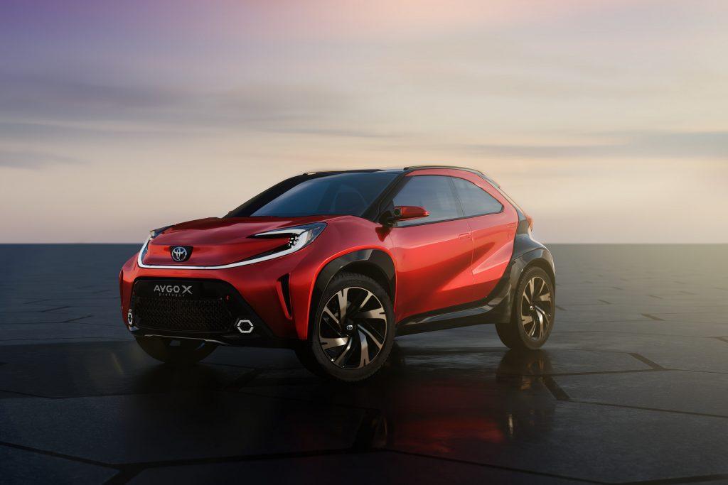 Bu görsel boş bir alt niteliğe sahip; dosya adı Toyota-Aygo-X-prologue-2-1024x683.jpg