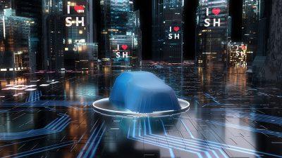 Toyota yeni elektrikli SUV'unun ön gösterimini Şangay'da yapacak