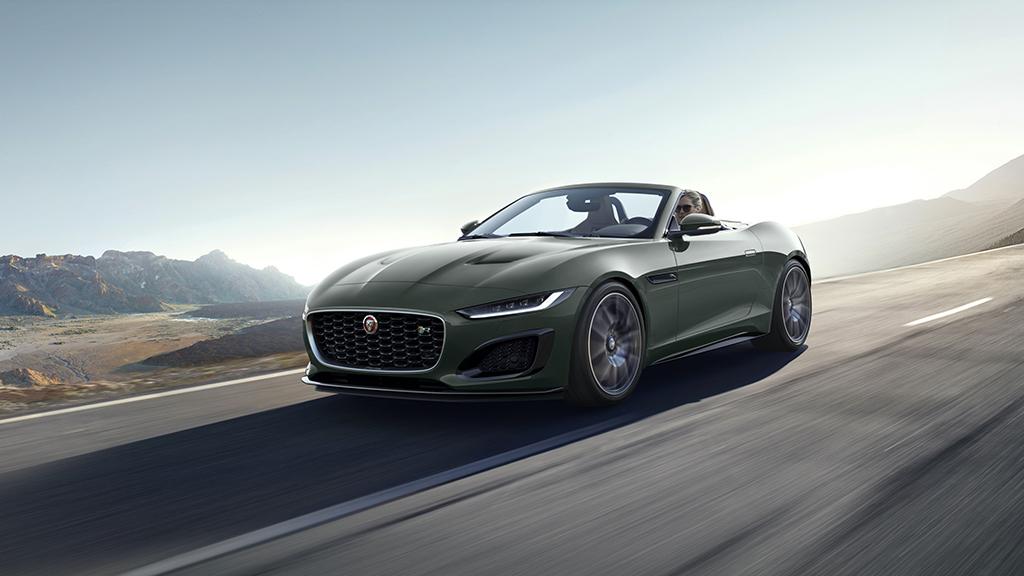 Bu görsel boş bir alt niteliğe sahip; dosya adı Yeni-Jaguar-F-TYPE-Heritage-60-Edition-Convertible.jpg