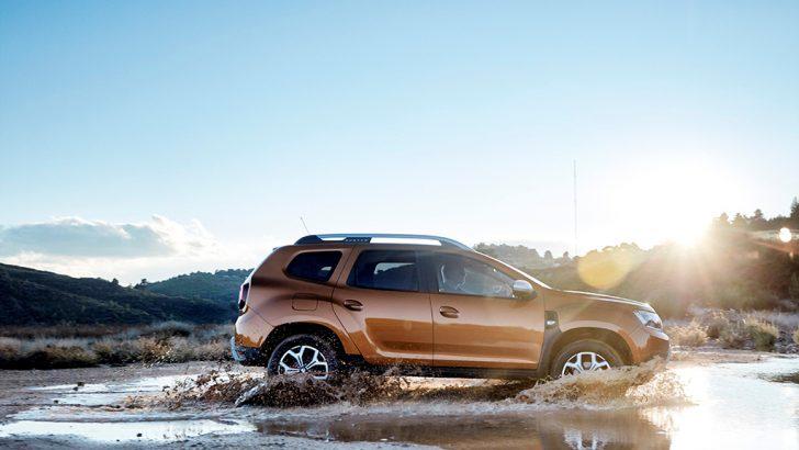 Dacia'da bol kampanyalı Haziran
