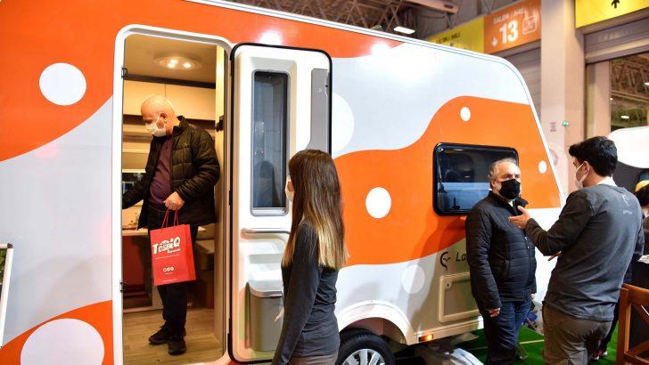 2021'de üretilecek her dört karavandan birinin siparişi Karavanist'te alındı