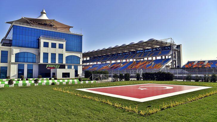 Formula 1 heyecanın yeniden Intercity İstanbul Park'ta