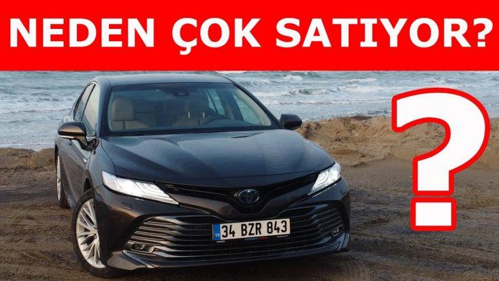 Hibrit makam otomobili olur mu?   2020 Toyota Camry
