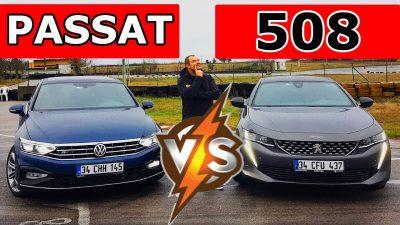 2020 Volkswagen Passat 2.0 4Motion vs 2020 Peugeot 508 | Tarafını seç!