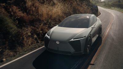 Lexus 2025 yılına kadar 20 elektrikli model sunacak