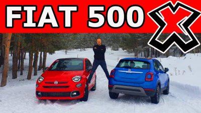 Makyajlı Fiat 500 X | Nissan Juke Yerine Alınır mı?