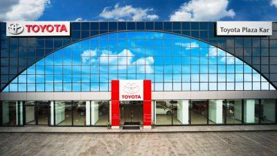 Toyota Plaza Kar'a bir ödül daha