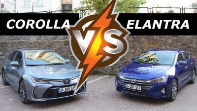 Hangisi daha iyi ? Toyota Corolla vs Hyundai Elantra