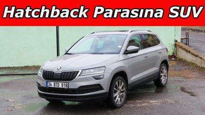 Volkswagen Golf Fiyatına Skoda Karoq 1.5 TSI ACT | Hatchback Parasına SUV ?