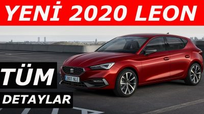 Yeni 2020 Seat Leon FR Mk4 İlk İnceleme