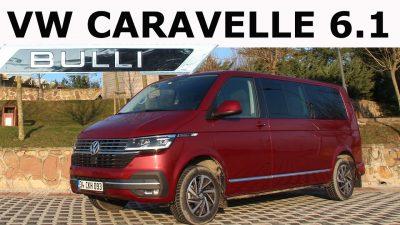 Yeni 2020 Volkswagen Caravelle 6.1 Bulli VW t6.1
