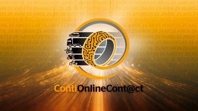 ContiOnlineContact 25. yılını kutluyor