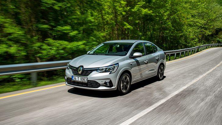 Renault Taliant Türkiye'de