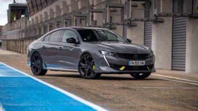Pilotların tercihi 508 Peugeot Sport Engineered oldu