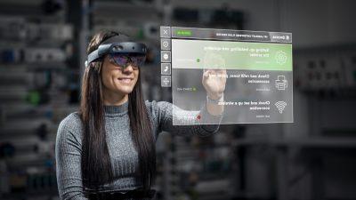 Škoda artırılmış gerçeklik ile üretimi daha teknolojik hale getiriyor