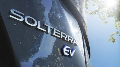 """Subaru yeni tam elektrikli SUV'una """"SOLTERRA"""" ismini verdi"""