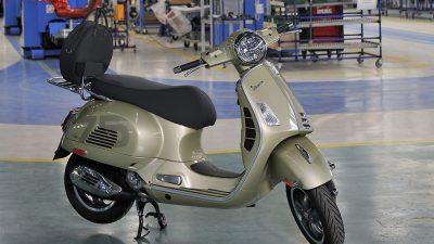 Vespa 75 Yılda 19 Milyon Scooter üretti!