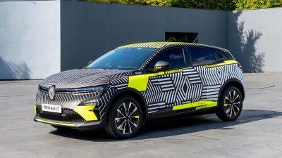 Renault Megane E-Tech karşınızda