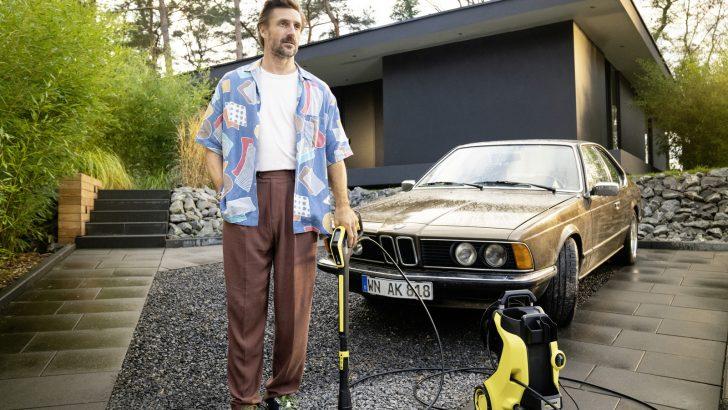 Arabası temiz, bahçesi mis gibi ise, babanızdan mutlusu yok demektir