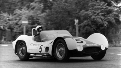 Maserati Tipo 61, Nürburgring zaferinin 60. yıl dönümü