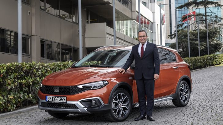 Otomobil ve toplam otomotiv pazarının en çok tercih edilen markası Fiat