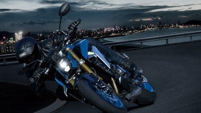 Yenilenen Suzuki GSX-S1000 Eylül'de Türkiye'de!