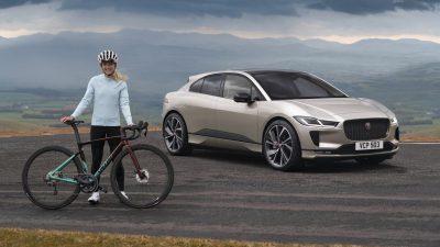 Tamamen Elektrikli Jaguar I-PACE'den bir başarı daha