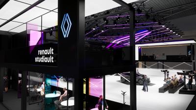 Renault dünya prömiyeri ile Münih'te olacak