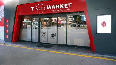 Türkiye Petrolleri marketlerinden yeni hizmet