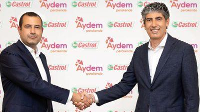 Castrol-Aydem Perakende iş birliği